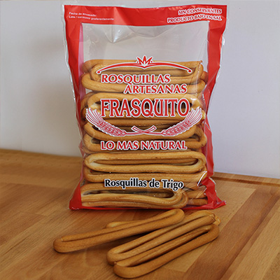 Rosquillas de trigo